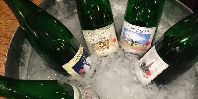 Les bières de Cantillon et 3 Fonteinen, de magnifiques accords en restauration