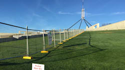 That Parliament House Security Fence Is About To Go