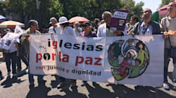 La Iglesia quiere a México unido… ¿pero no