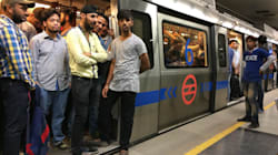 Porn Video Played On LED Screen At Rajiv Chowk Metro
