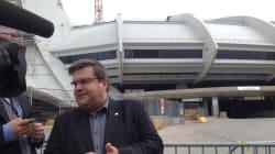 Le maire rencontre les demandeurs d'asile