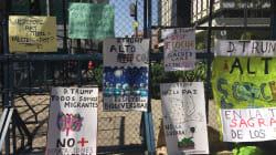 Estadounidenses en México muestran preocupación ante retórica de