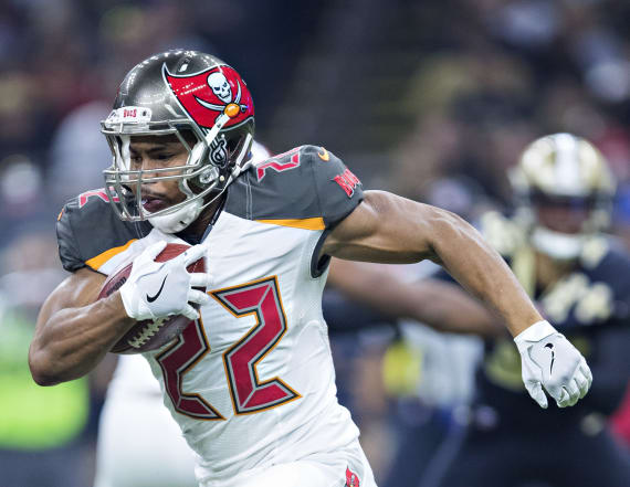 Tampa Bay Buccaneers cut former All-Pro running back