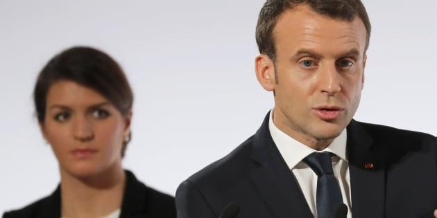 """Pour une femme, vaut-il mieux vivre dans le """"nouveau monde"""" d'Emmanuel Macron ou dans """"l'ancien monde""""?"""