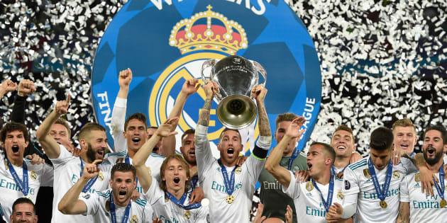 Ligue des Champions: Le Real Madrid bat Liverpool en finale (3-1) grâce à l'entrée magnifique de Gareth Bale.