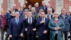 Macron estime que la crise des gilets jaunes peut être