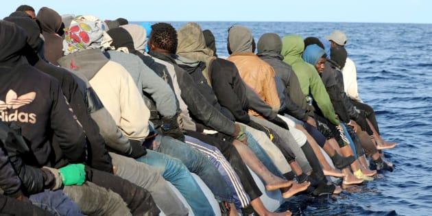 La question migratoire, l'enjeu numéro un des relations internationales de ce siècle.