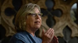 Elizabeth May Asks For Maturity After Question Spurs 'Schoolyard