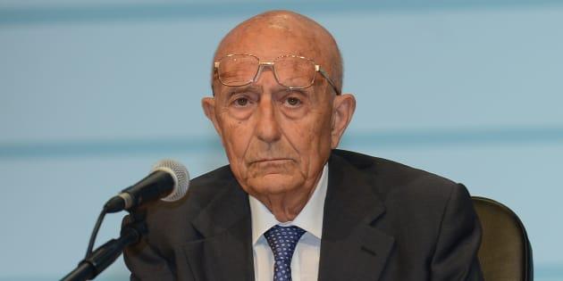"""Sabino Cassese, possibile """"terzo uomo per far nascere u"""