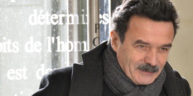 Edwy Plenel (ici en 2016 à Bordeaux) dévoile les coulisses de son interview d'Emmanuel Macron avec Jean-Jacques Bourdin.