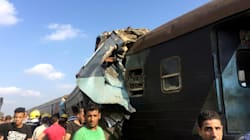 Egypt Train Crash Kills 37 Outside Coastal City Of