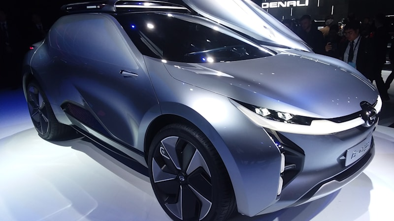 GAC's audacious goal: Sell Chinese cars in the U.S. by late 2019