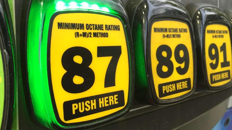 Americans waste $2.1 billion on premium fuel, AAA says