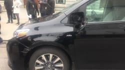 La voiture de fonction de François Legault déjà