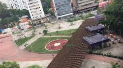 Praça Roosevelt em silêncio: A minoria que não quer uma cidade aberta e sequestra espaços