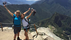 What I Learned Offline While Trekking At 15,170 Feet In