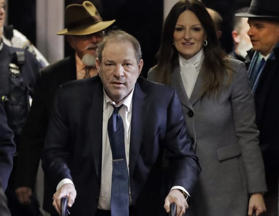 Jury in Harvey Weinstein trial says they're hung