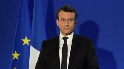 Macron promete defender a Europa: