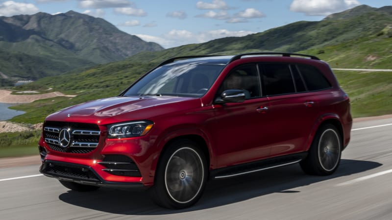 2020 Mercedes-Benz GLS-Class First Drive Review
