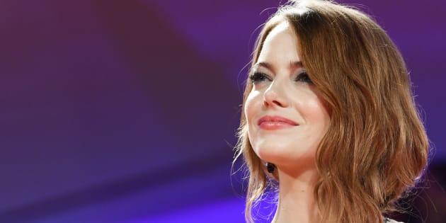 """Emma Stone: """"Ho sofferto di crisi di panico. Quando hai una sensibilità come la mia non è facile ..."""