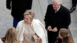 Hillary Clinton Attends Donald Trump's Inauguration 'To Honour