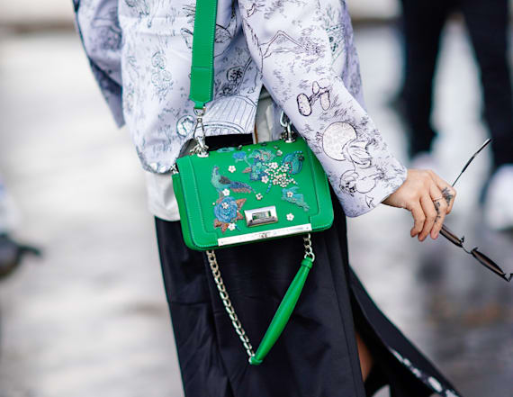 Over 20 chic ways to wear green on St. Patrick's Day