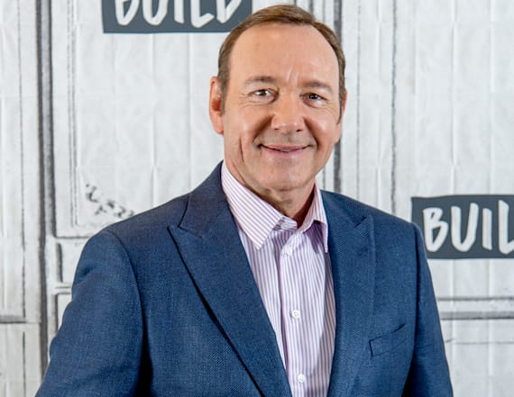 Kevin Spacey on his passion for 'Clarence Darrow'