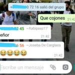 La forma más grandiosa de abandonar el grupo de WhatsApp de la