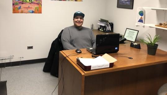 Leaf Rapids' New Indigenous Mayor Has Big Plans For Manitoba