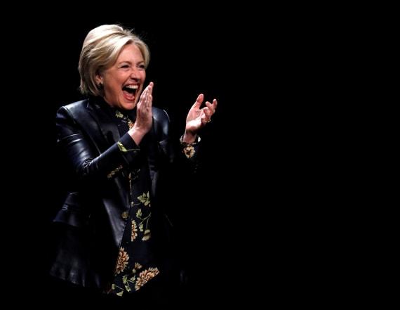Hillary dropped f-bombs against Trump in debate prep