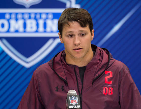 QB Josh Allen apologizes for racist tweets