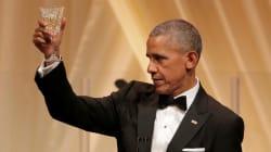 La liste d'invités d'Obama pour son pot de départ va faire pâlir Trump de