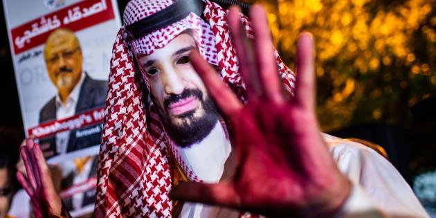 Omicidio Khashoggi, il principe saudita  Bin Salman è il man