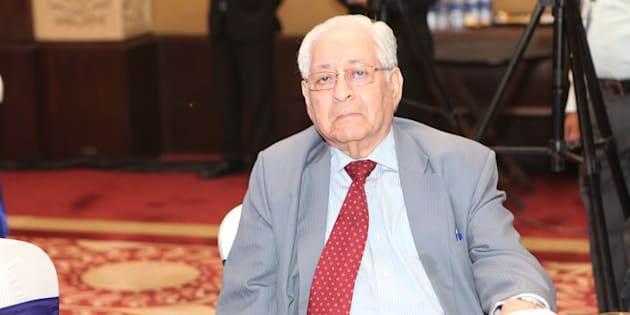 File photo of former Attorney-General of India Soli Sorabjee.
