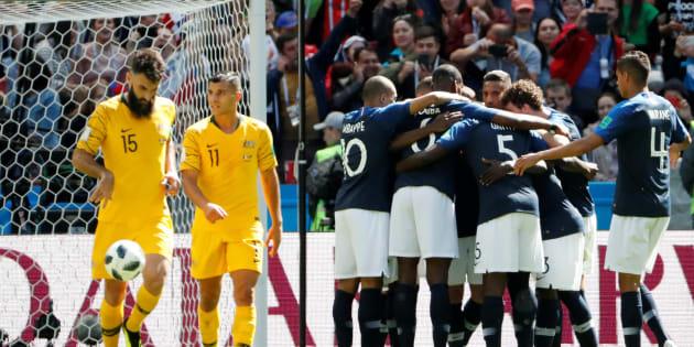 Revivez France-Australie à la Coupe du monde 2018 avec le meilleur (et le pire) du web