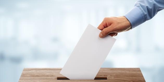 Jour d'élections municipales oblige, je suis allé voter.