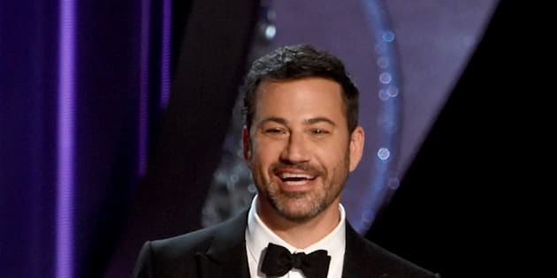 Jimmy Kimmel at the 68th Emmy Awards in September, 2016.