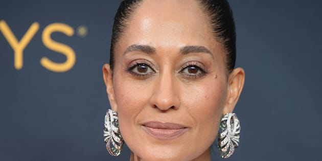 LOS ANGELES, CA - SEPTEMBER 18:  Actress Tracee Ellis Ross attends the 68th Annual Primetime Emmy Awards at Microsoft Theater on September 18, 2016 in Los Angeles, California.  (Photo by Jeff Kravitz/FilmMagic)