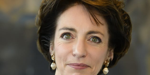 Marisol Touraine, ministre de la Sante