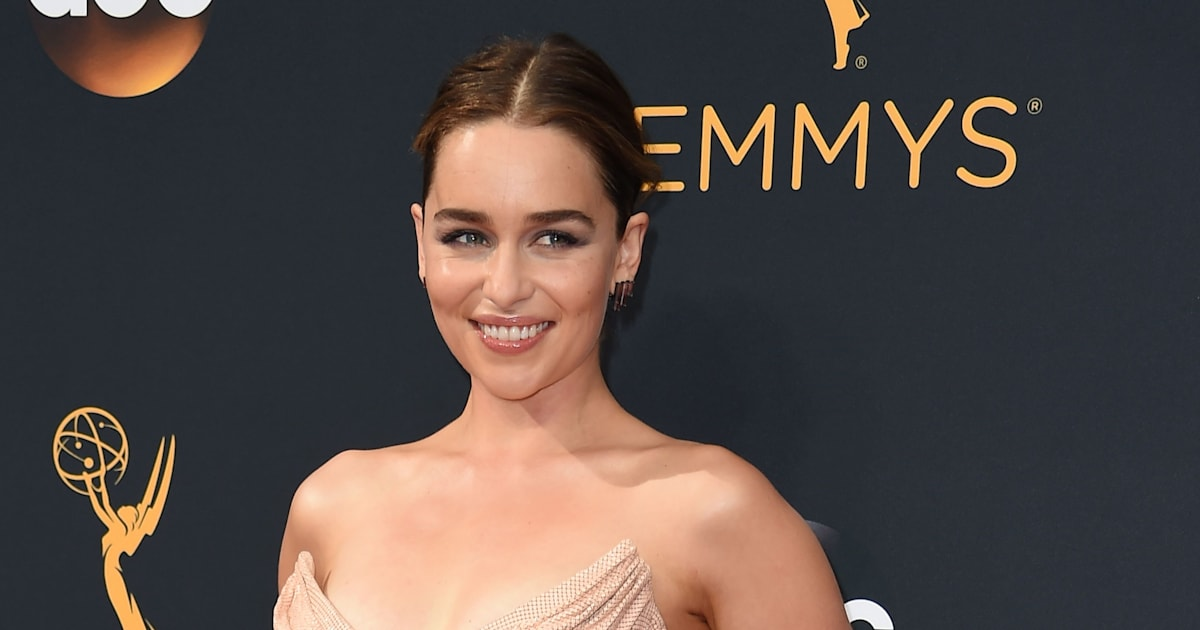 Emilia Clarke Is Sorrynotsorry About Her Game Of Thrones Nude