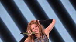 Un retour sur scène endiablé pour Shakira au Centre