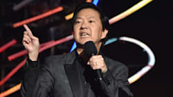 'Crazy Rich Asians'' Ken Jeong Drops A Barenaked Ladies Joke At The