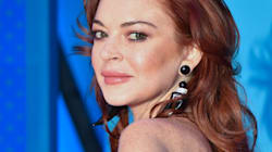 Lindsay Lohan Breaks Silence On Livestreaming Bizarre Fight With Refugee