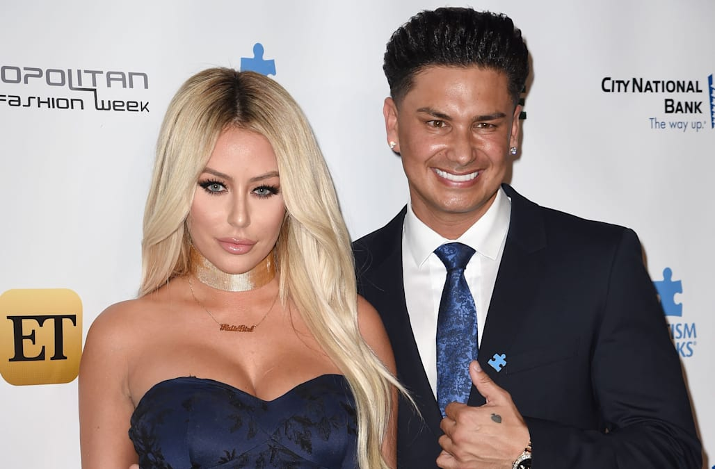 Pauly D I Didnt Know About Aubrey Odays Affair With Donald