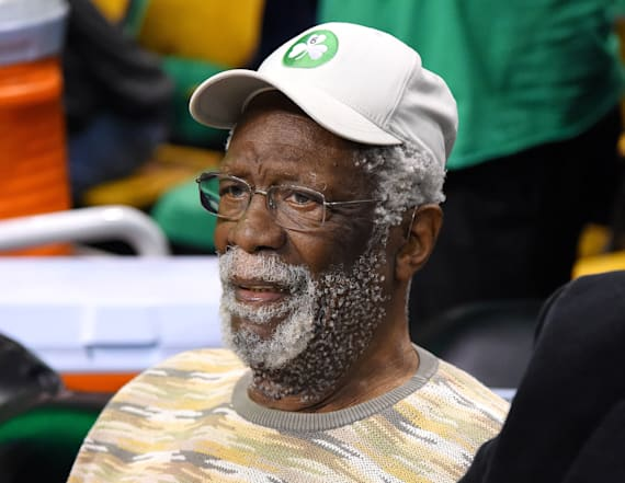Bill Russell released from hospital after scare