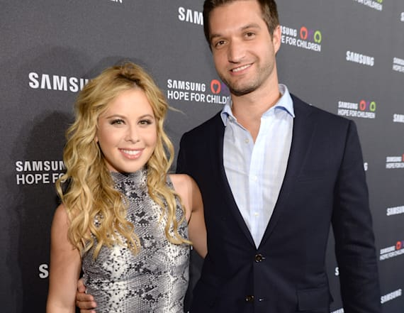 Tara Lipinski is married
