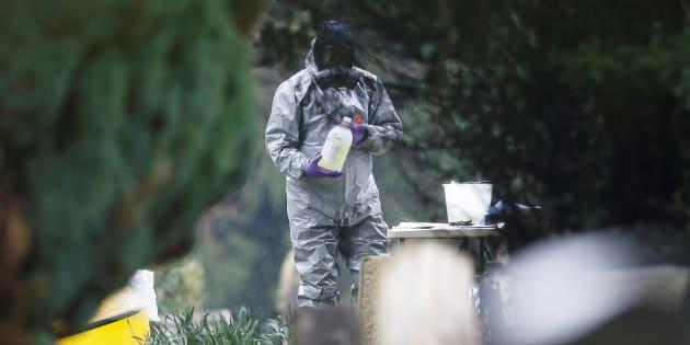Ex-espion Skripal empoisonné: accusé par Theresa May, la Russie exige l'accès à la substance chimique