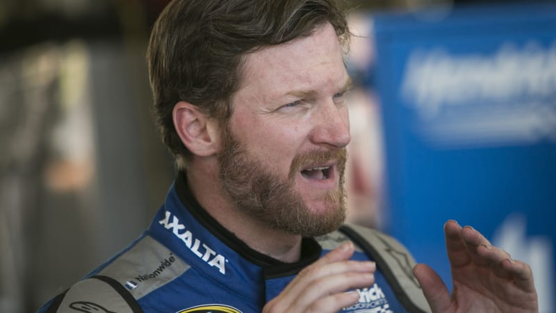 Dale Earnhardt Jr. says he suffered 20-25 concussions while racing