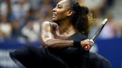 「キャットスーツはダメ」と言われたセリーナ・ウィリアムズ、全米オープンはバレエの衣装で登場
