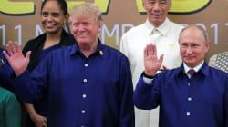 Il teatrino fra Trump e